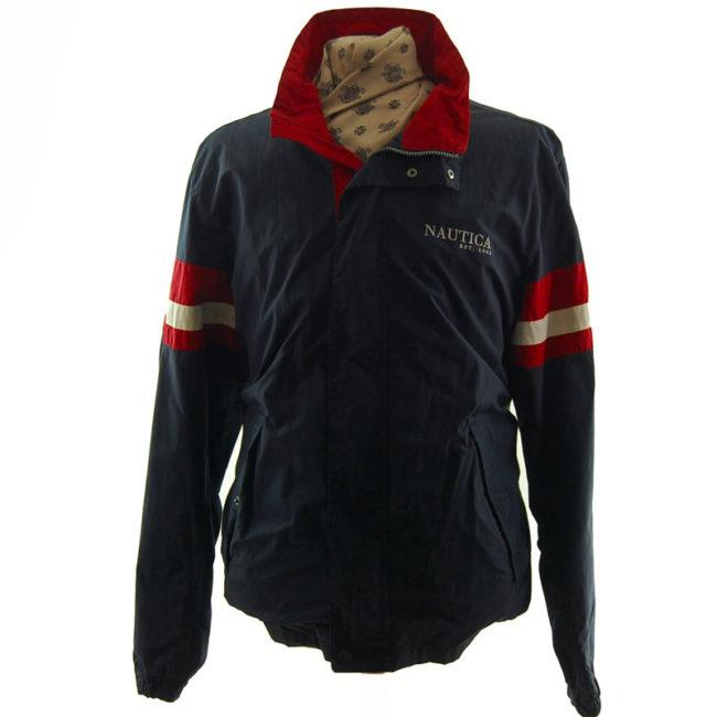 Nautica Windbreaker Jacket