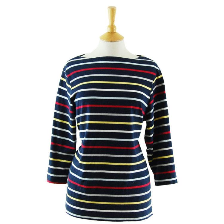Rainbow Long Sleeve Tee Shirt