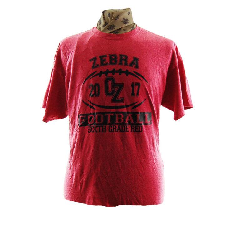 School Football T Shirt