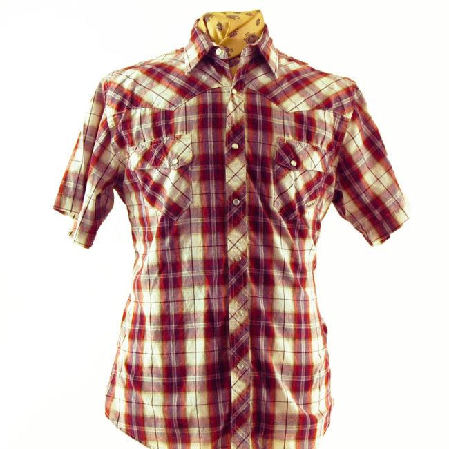 Short Sleeve Western Shirt