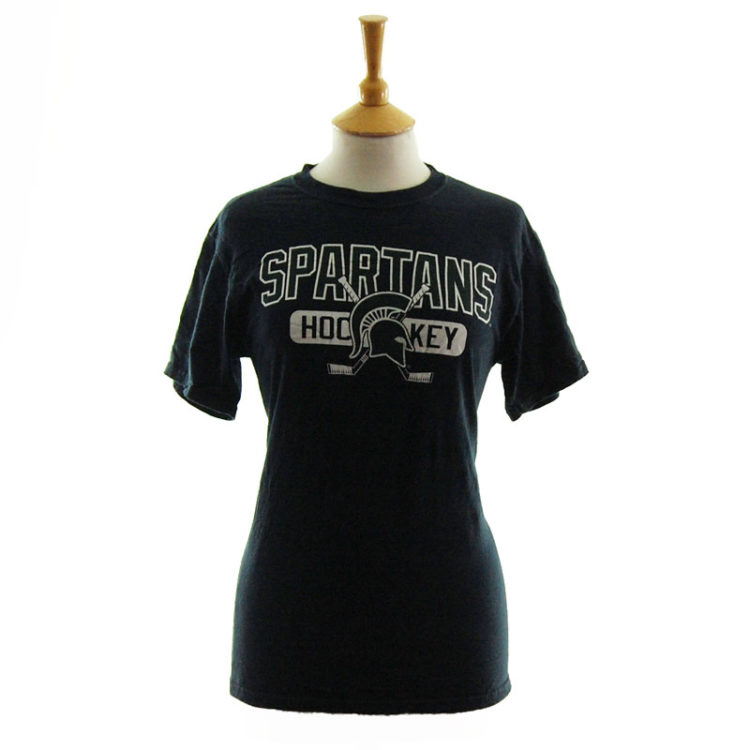 Spartans Hockey T Shirt