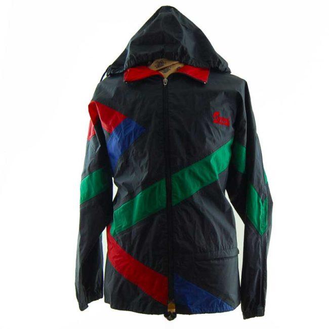 Vintage Anuy Windbreaker Jacket