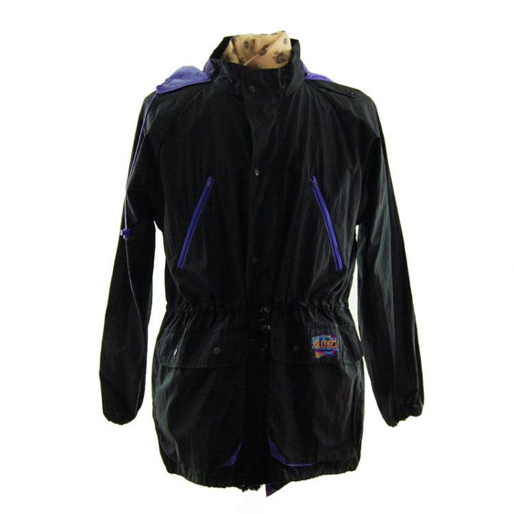 Vintage Killtec Windbreaker Jacket