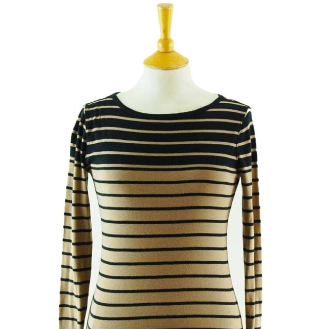 close up of Calvin Klein Long Sleeve Tee Shirt