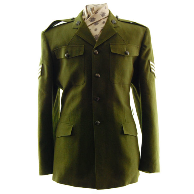 British Dress Army Jacket