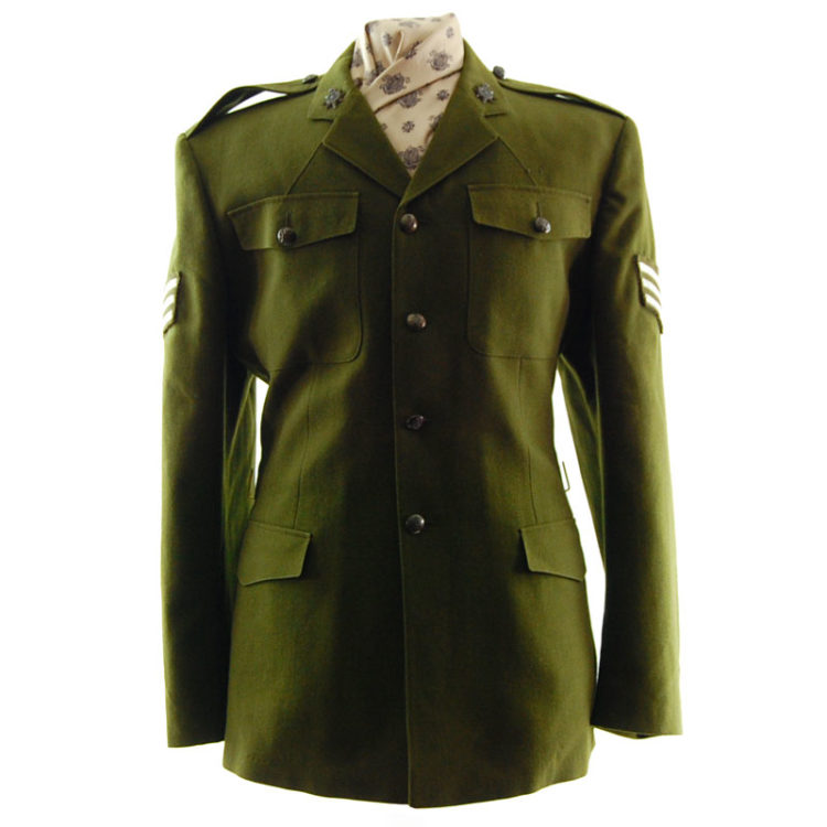 British Dress Army Jacket