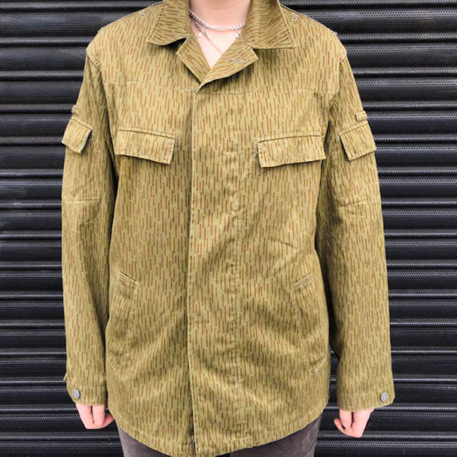 East German Rain Pattern Jacket