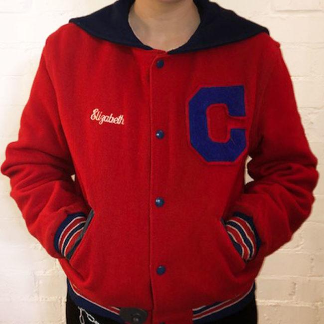 High School Baseball Jacket