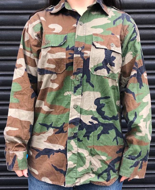 Mil Tec Camouflage Hunters Jacket