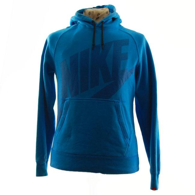 Nike Dusty Blue Hoodie