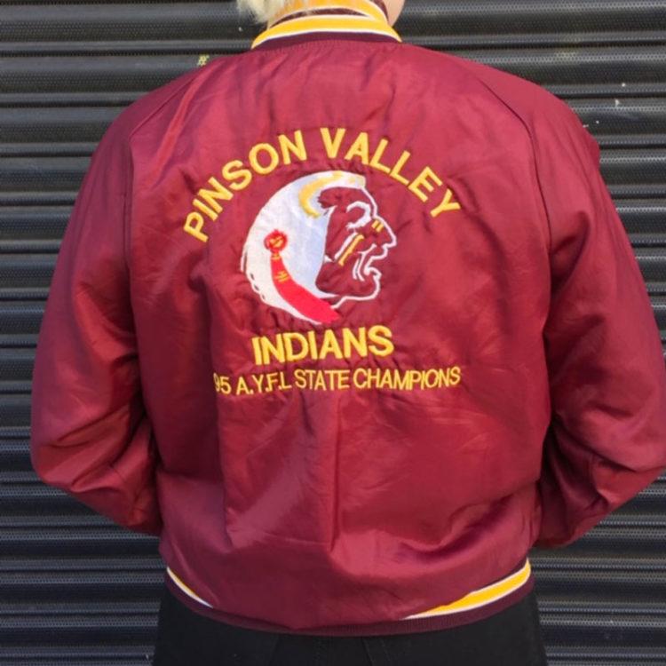 Pinson Valley Indians Baseball Jacket