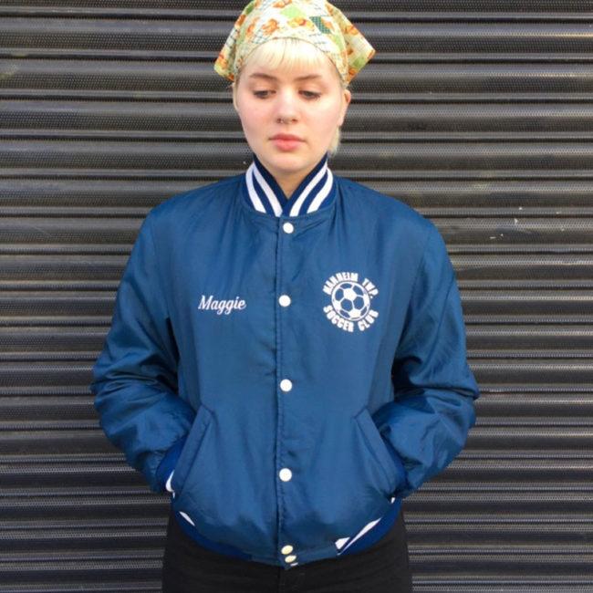 Soccer Club Baseball Jacket