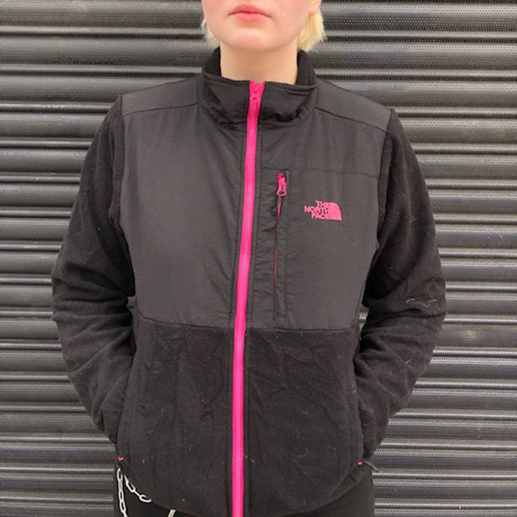 The North Face Black Hoodie