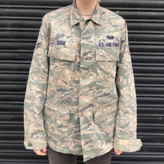 U.S Air Force Digital Camouflage Jacket