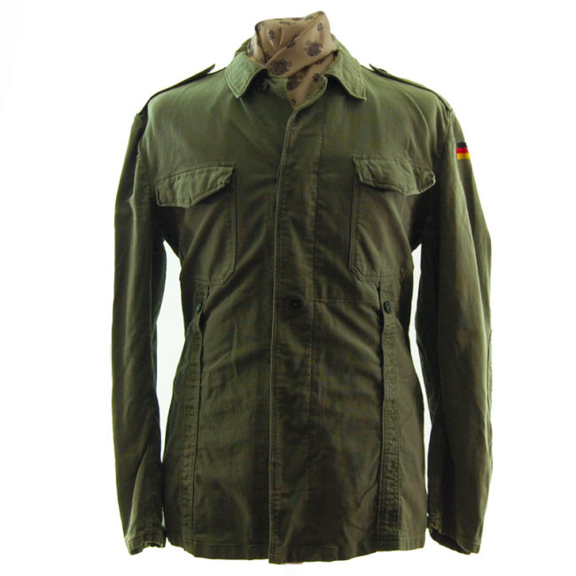 Vintage German Military Jacket