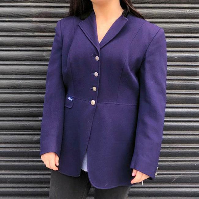 Womens Navy Blue Pikeur Equestrian Jacket