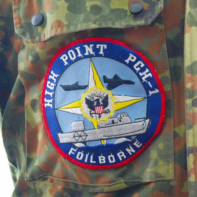Pocket patch