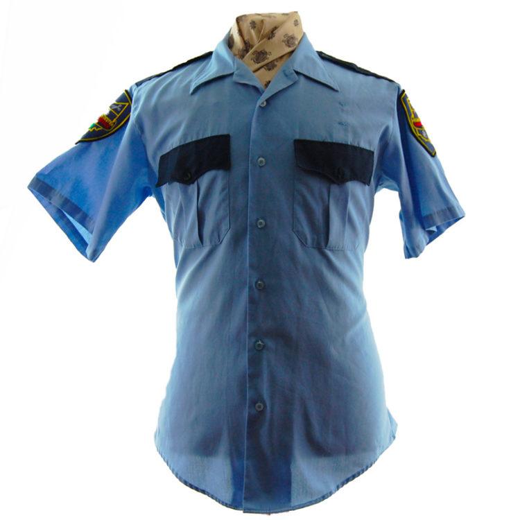 1985 Criminal Justice Shirt