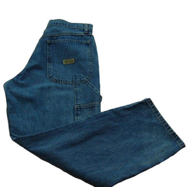 WRG Straight Leg Carpenter Jeans