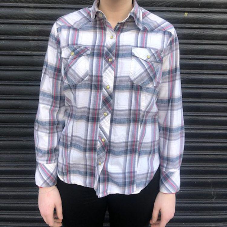 Columbia Plaid Shirt