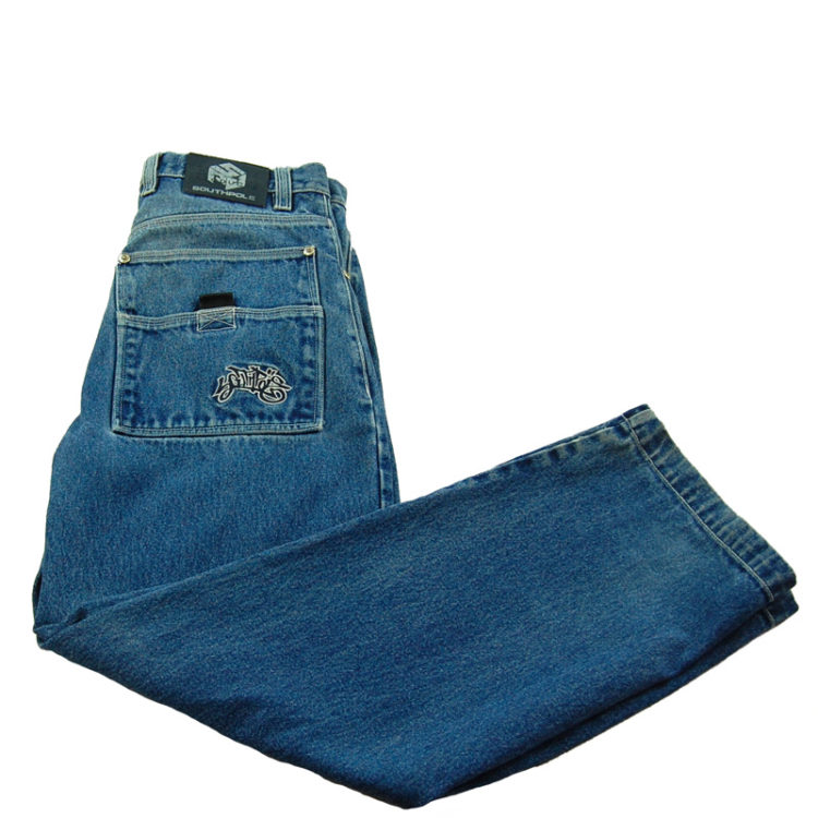 Southpole Loose Fit Carpenter Jeans