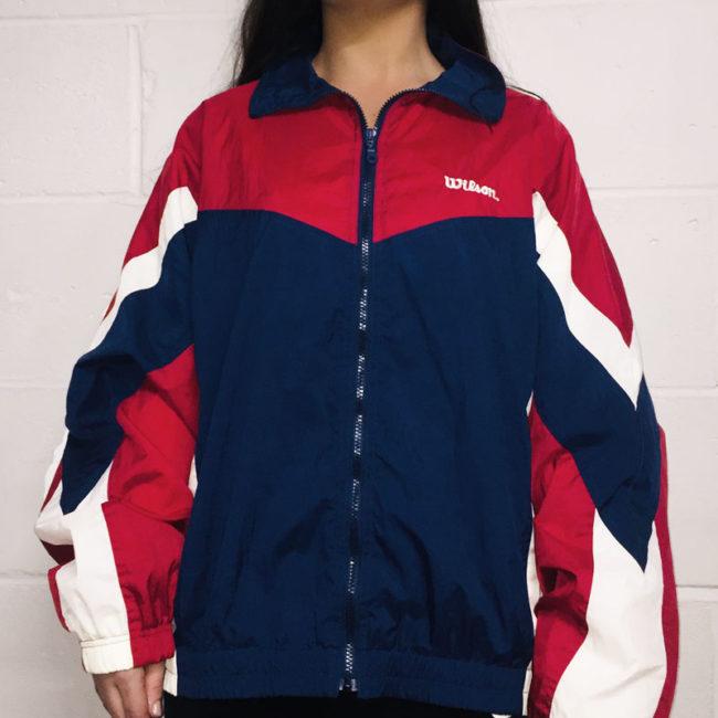 Vintage Wilson Sportswear Jacket