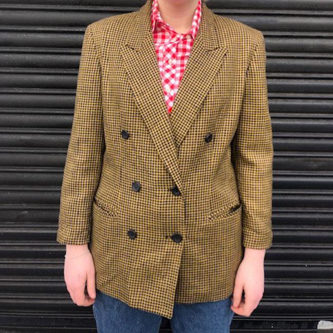 Womens Pendleton Wool Jacket