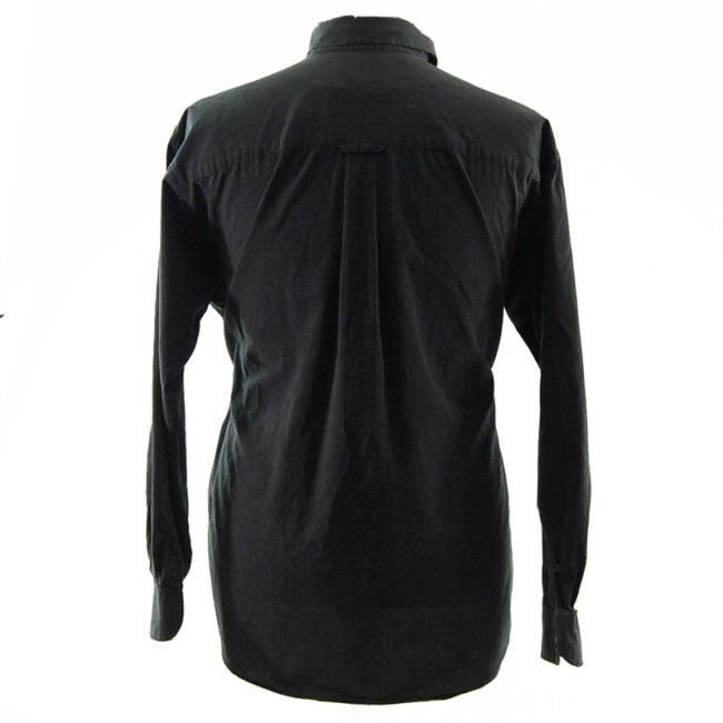 back of Grey Dunbrooke Work Shirt