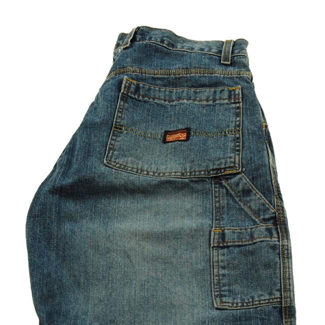 close up of Arizona Carpenter Jeans