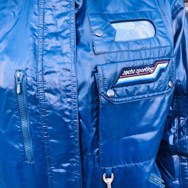 close up front left pocket