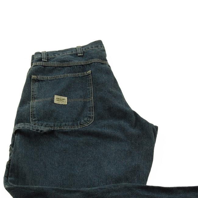 close up of Wrangler Originals Carpenter Jeans
