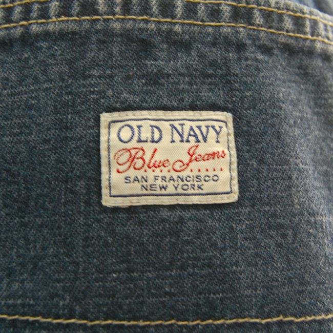 label of Old Navy Carpenter Jeans