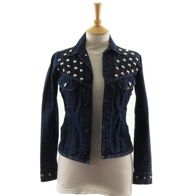 Lee Studded Denim Jacket