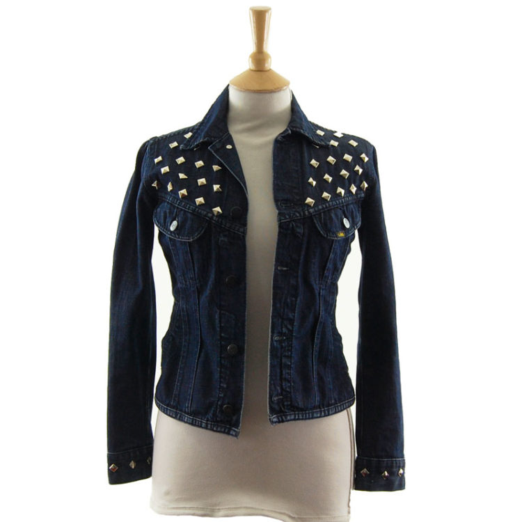 Lee Studded Denim Jacket