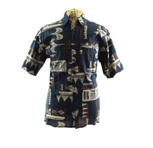 80s Vintage Oversized Shirt