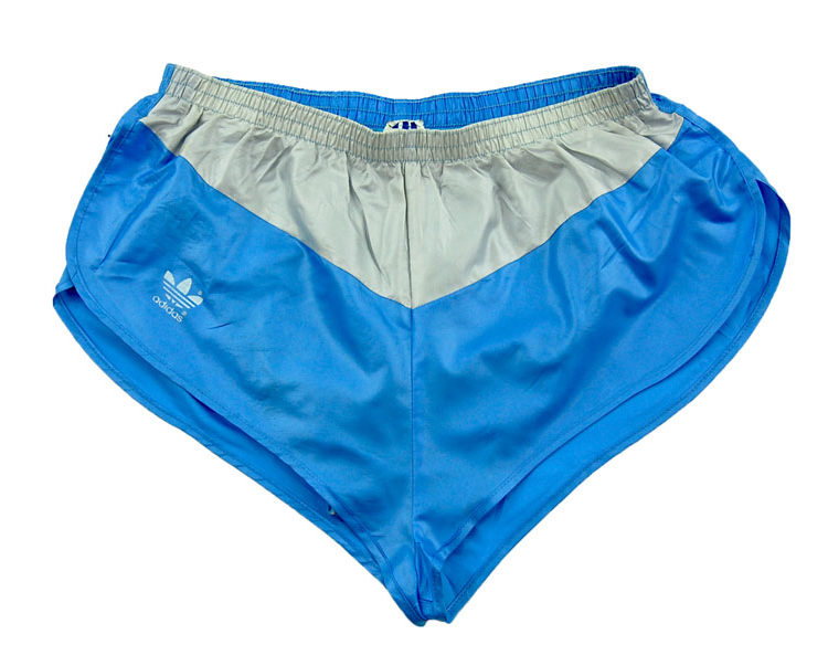 90s Adidas Blue Sport Shorts