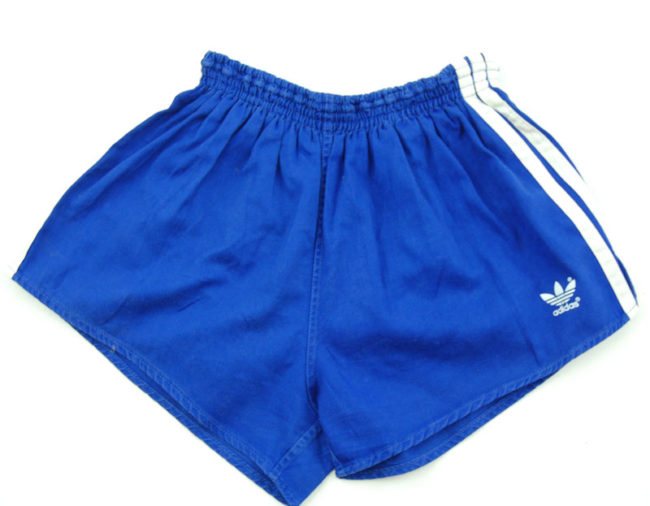 90s Adidas Cotton Sport Shorts