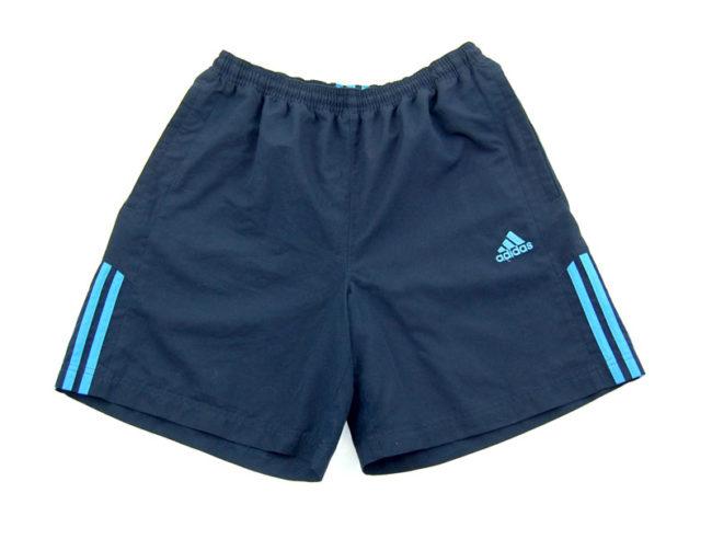 90s Adidas Navy Sport Shorts