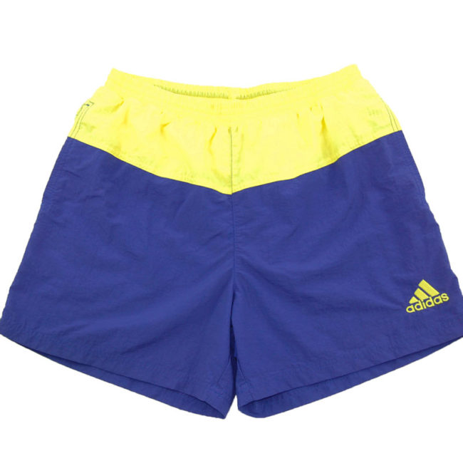 90s Adidas Two Tone Sport Shorts