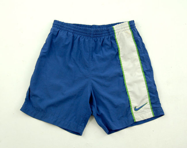 90s Blue Nike Sport Shorts