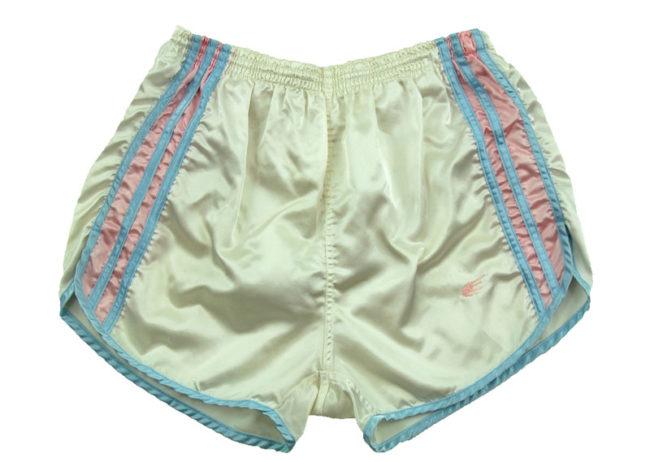 90s Pastel Coloured Sport Shorts