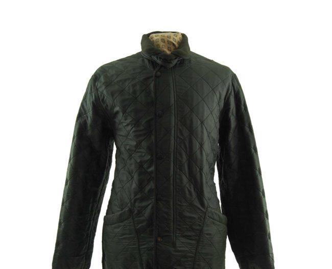 Barbour Polarquilt Lined Coat
