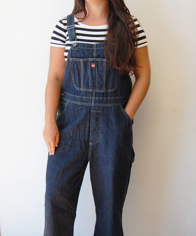 Denim Union Bay Dungarees