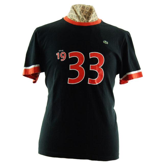 Lacoste Since 1933 T Shirt