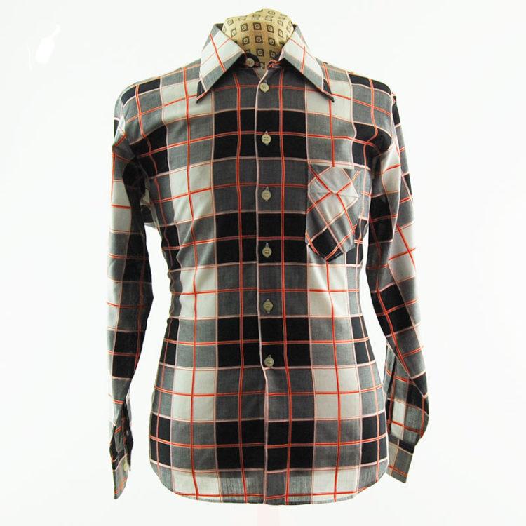 Mens Vintage 70s Shirt