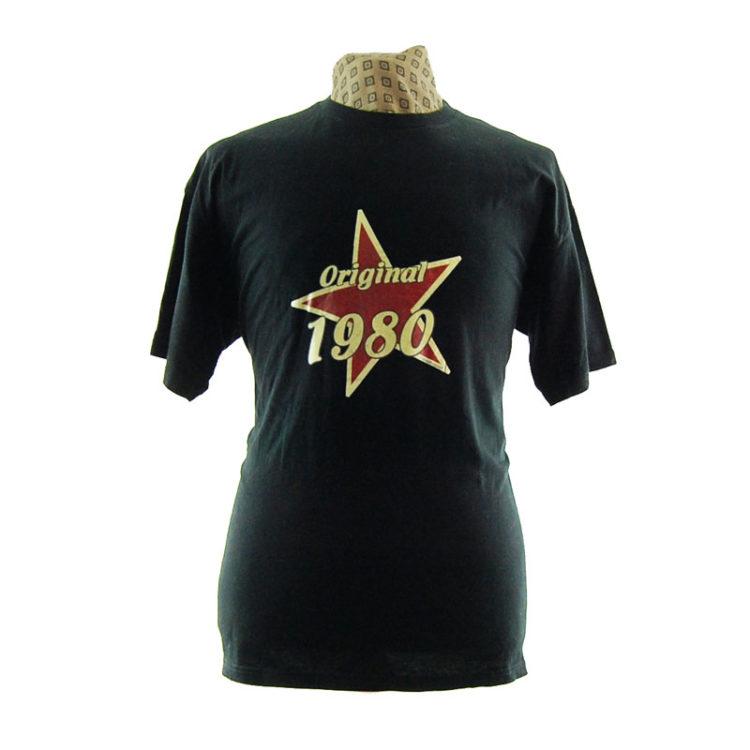 Original 1980 T Shirt
