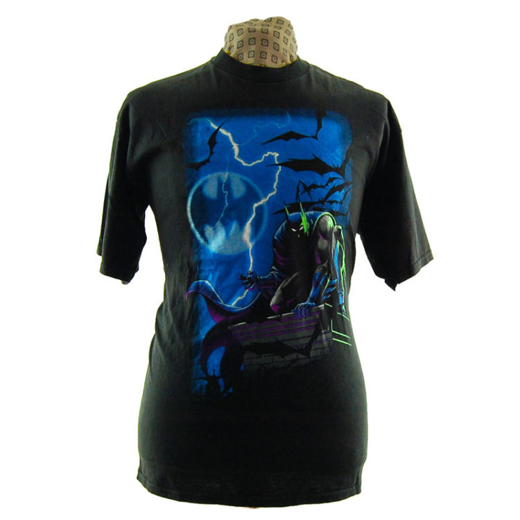 Oversized Batman T Shirt