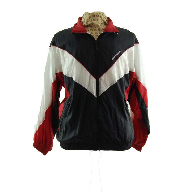 Vintage Linea Primero Windbreaker Jacket