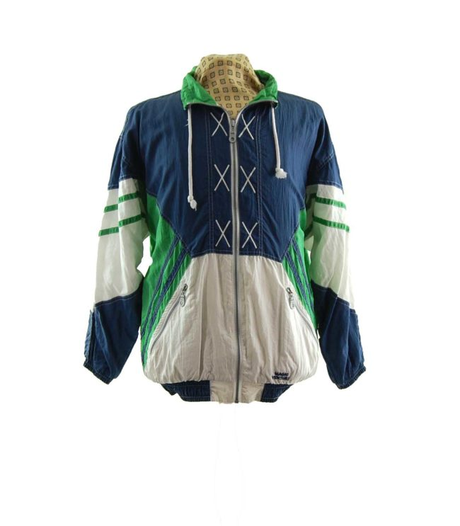 Vintage Magic Venture Windbreaker Jacket