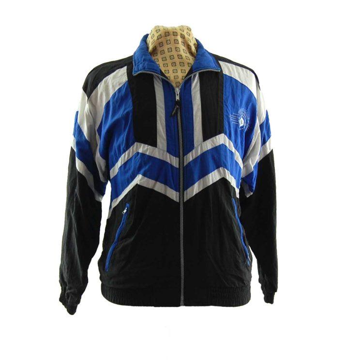 Vintage New Phase Windbreaker Jacket
